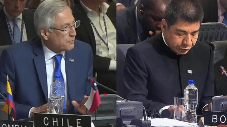 Fallo contra bolivianos confirma condena anticipada de Bachelet — Ministro