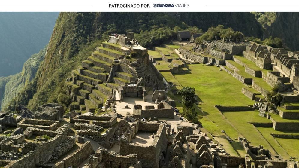 Foto: Machu Picchu, en Perú. (iStock)