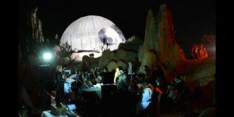La Paz vivió un concierto de otra galaxia