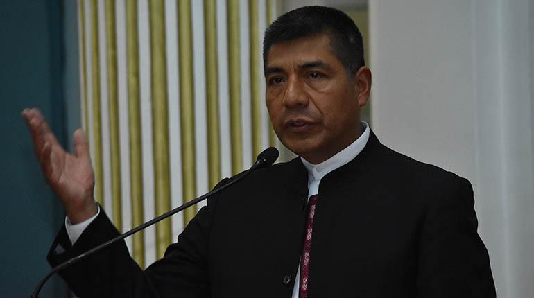 Raúl Castro se reúne con el ministro de Exteriores de Bolivia
