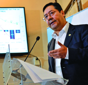 Arce es el ministro con más años en el cargo en la historia de Bolivia, según Mesa