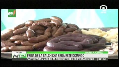 Portachuelo invita a la Séptima Feria de la Salchicha