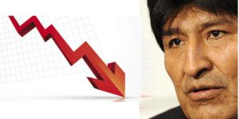 Se reduce el voto duro del MAS