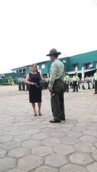 Municipio condecora a Constantino Cejas