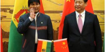 Esclavismo chino en Bolivia