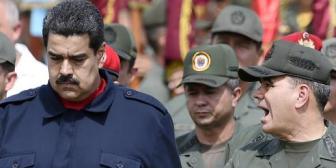Nueva cúpula militar chavista