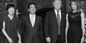 Donald Trump: Afirman que la primera dama de Japón fingió no saber inglés para evitar al presidente de EE.UU.