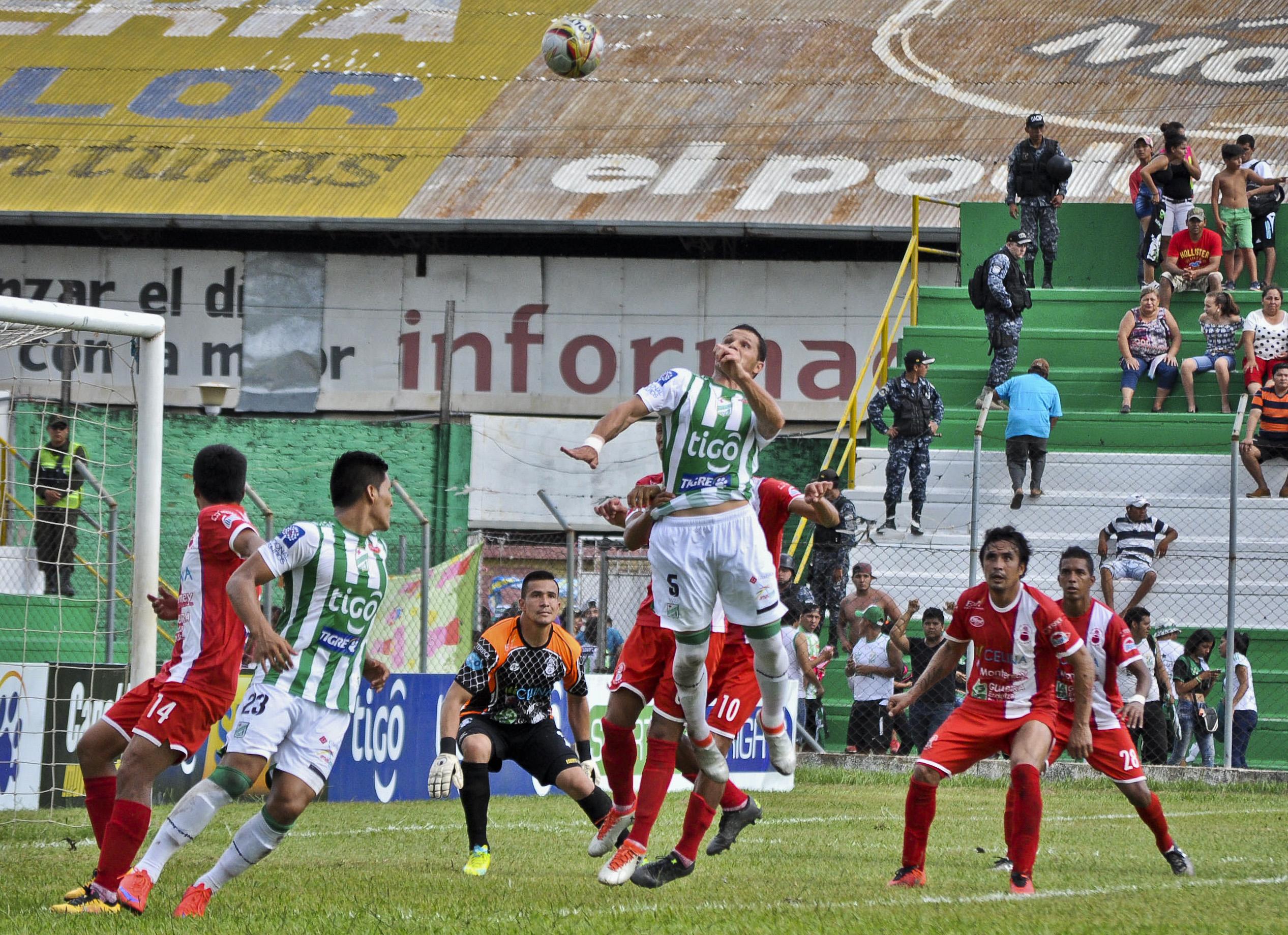 Resultado de imagen de Oriente Petrolero venció a Guabirá en el torneo de reservas