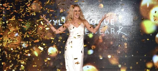 Kylie Minogue. (Efe)
