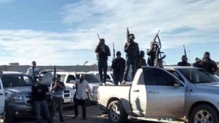La Línea se integró en sus inicios por policías y ex policías municipales. (Foto Youtube/captura de pantalla)