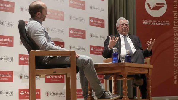 Vargas Llosa habla de su amistad con 'Gabo'