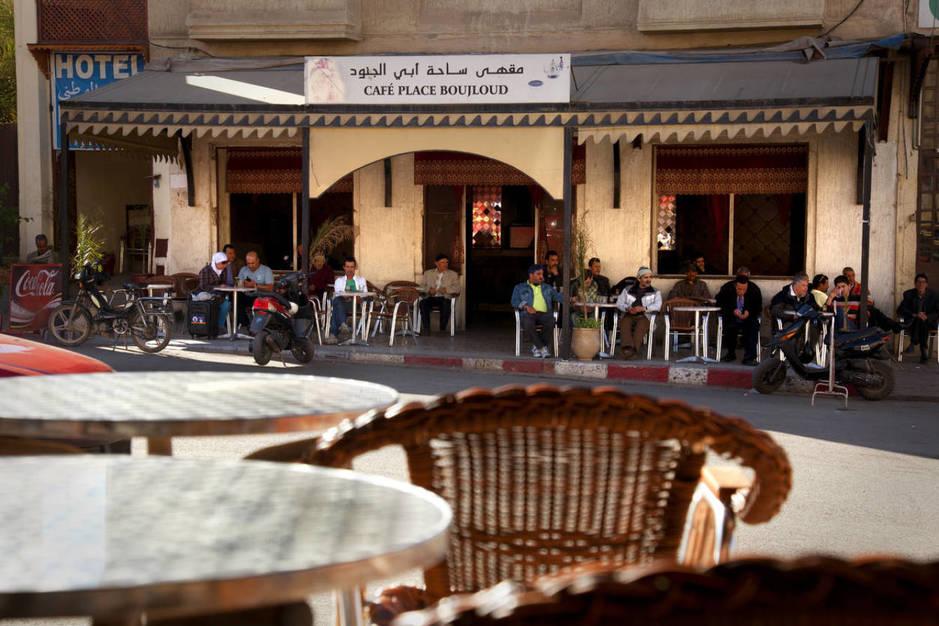 Bar en la ciudad de Fez. (iStock)
