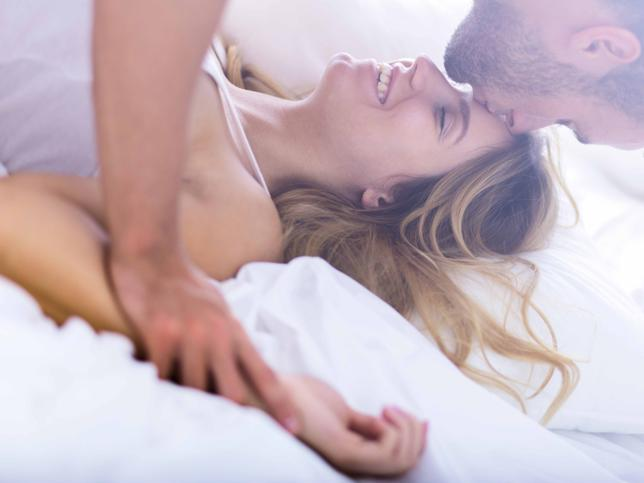 Gracias al sexo el cuerpo se queda relajado.