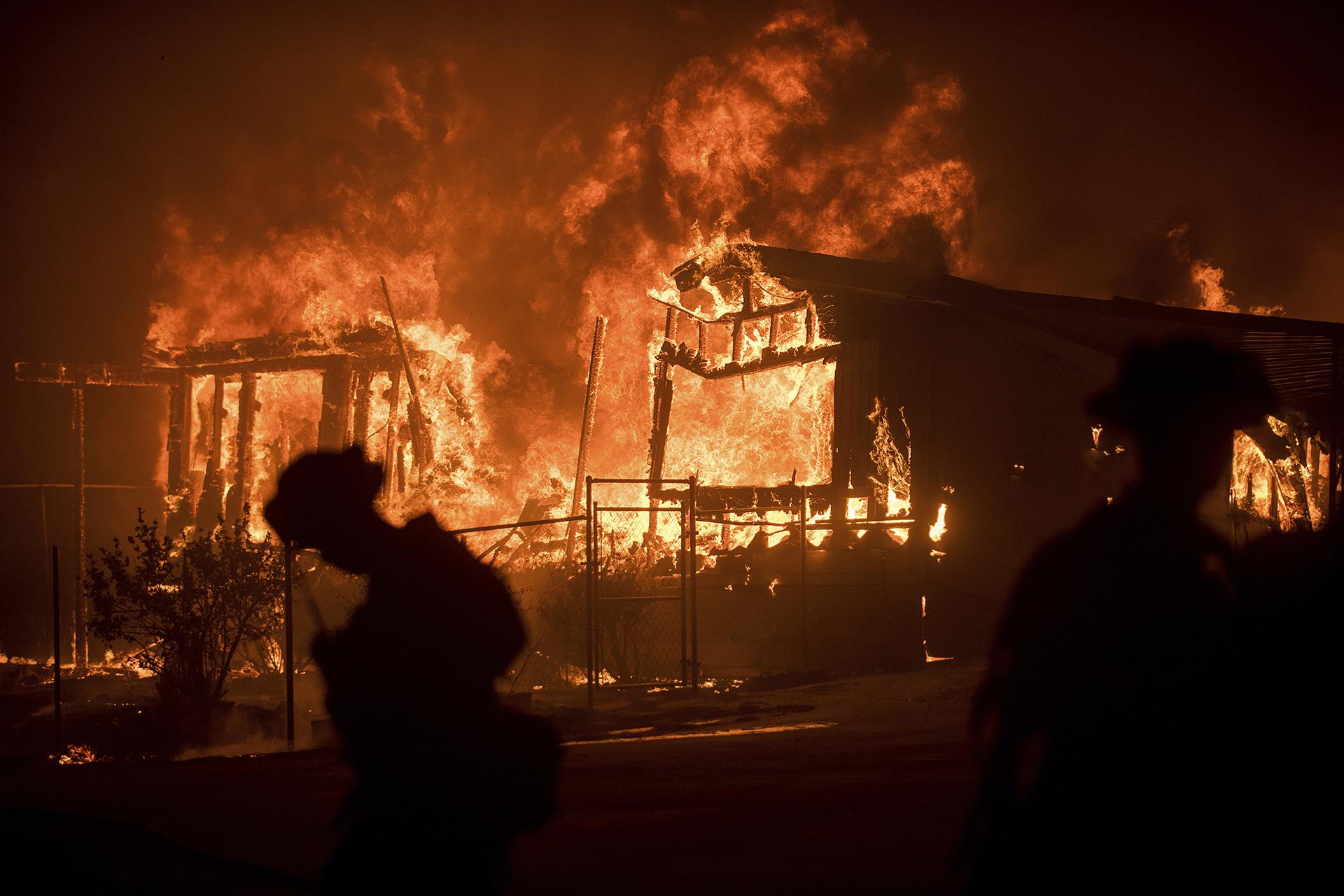 La mayor parte del sur de California, incluyendo el área metropolitana de Los Ángeles, ha sido foco de una ola de calor abrasador
