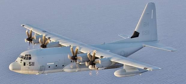 Avión militar Lockheed Martin KC-130
