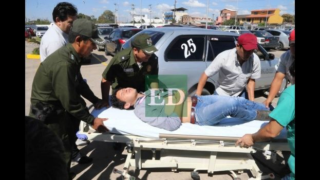 Reportan varios heridos en enfrentamiento armado en Santa Cruz