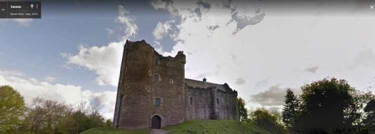 El castillo de Doune
