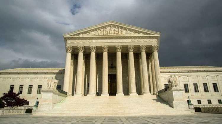 La Corte Suprema de EEUU (AFP)