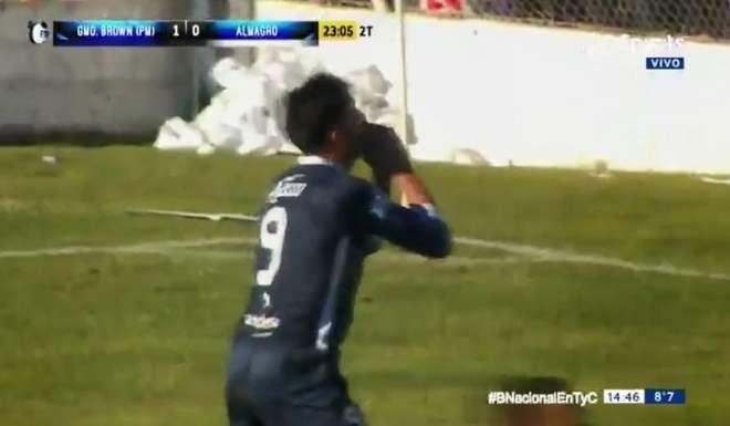 Figueroa se enojó con los hinchas.