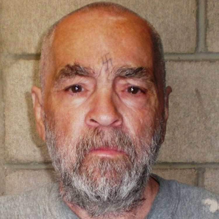 Charles Manson en una foto de 2009 (California Department of Correct)