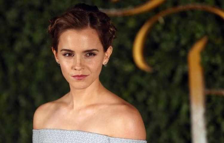 La actriz Emma Watson perdió anillos de recuerdo que le fueron regalados por su madre hace años (Foto REUTERS/Neil Hall)
