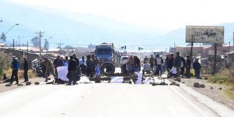 Gobierno llama al diálogo a cocaleros movilizados para debatir y resolver sus demandas