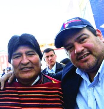 Gutiérrez, el narcoasesor que se codeaba con el poder