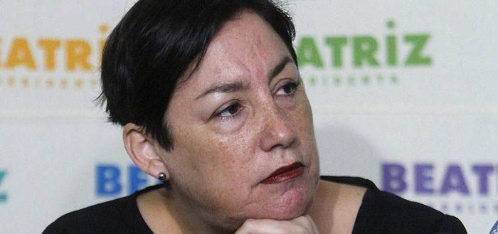 """Beatriz Sánchez califica de """"irresponsable"""" propuesta de ME-O a Evo Morales"""