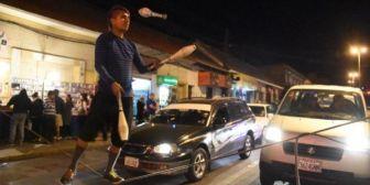Aprehenden a 3 malabaristas colombianos por asalto a mano armada en Cochabamba