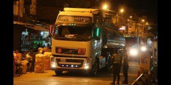 Bagalleros y Aduana boliviana logran acuerdo y el bloqueo se levanta en Yacuiba