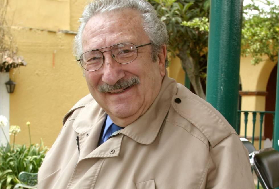 Muere Luis Gimeno