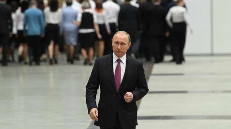 Vladimir Putin, presidente de Rusia (AFP)