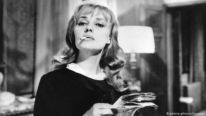 Schauspielerin Jeanne MOREAU (picture-alliance/Keystone)