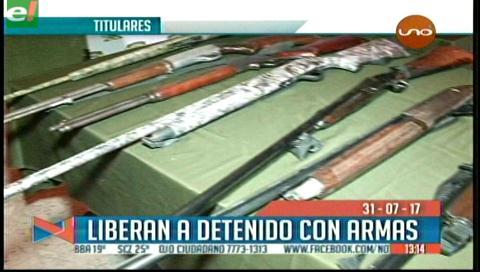 Video titulares de noticias de TV – Bolivia, mediodía del lunes 31 de julio de 2017