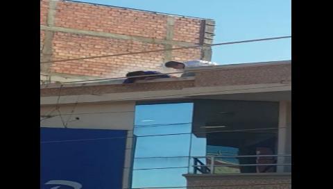 Dos mujeres son heridas por una descarga eléctrica en Tarija