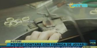 Potosí contará con fábrica municipal de joyas