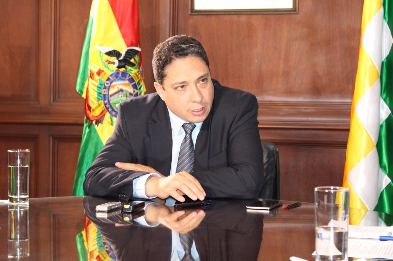 Arce representará a Bolivia en posesión de presidente iraní
