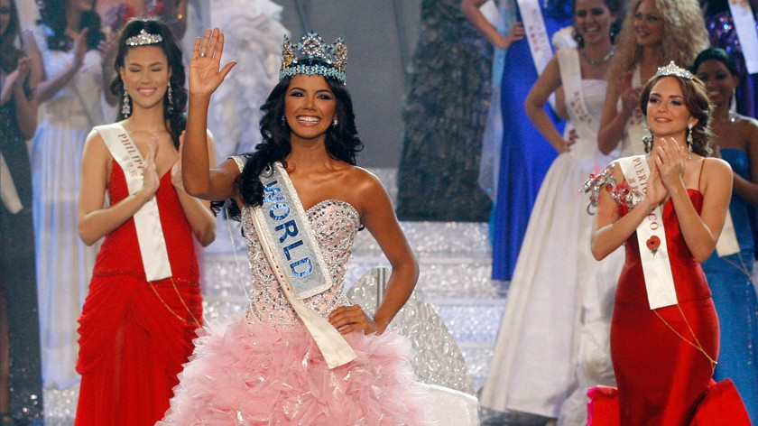 Miss Venezuela, Miss Mundo, Ivian Sarcos