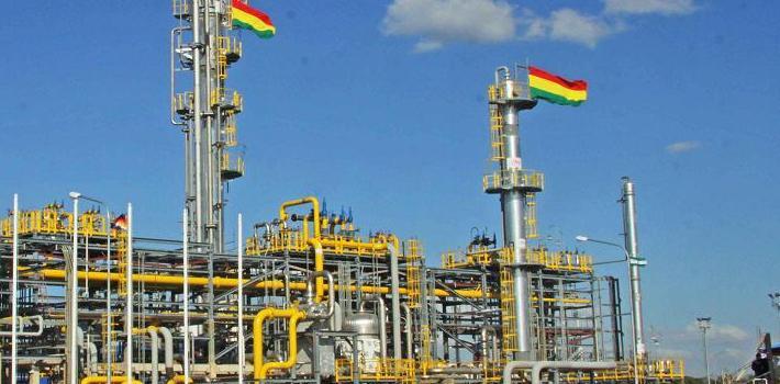 Resultado de imagen de gas boliviano