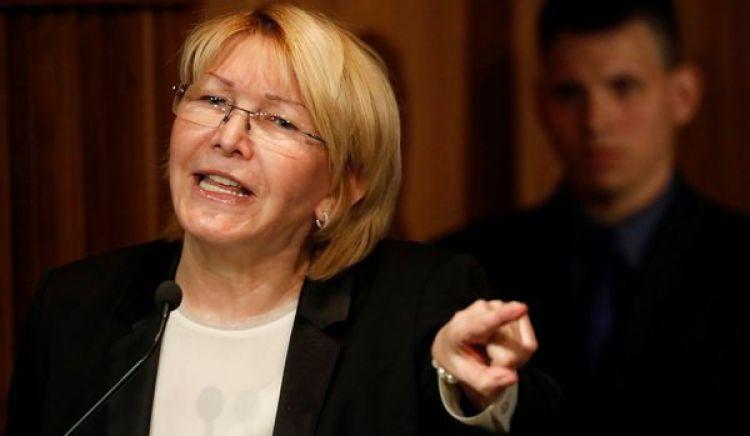 Luisa Ortega Díaz denunció ante la OEA la persecución del chavismo (Reuters)