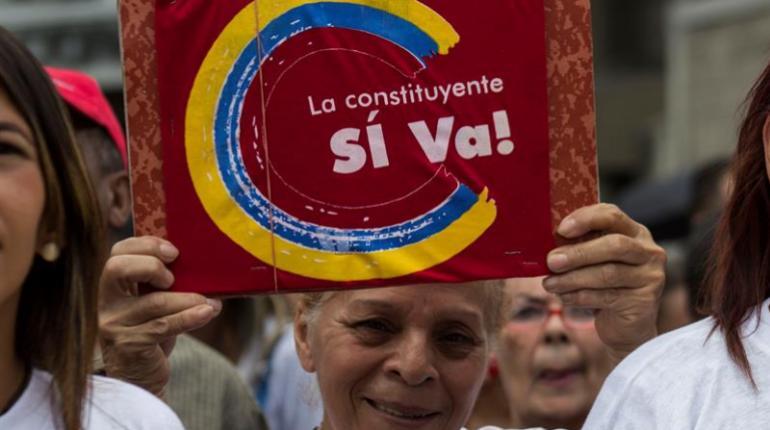 Presidente de Bolivia saluda designación de presidenta de Constituyente venezolana