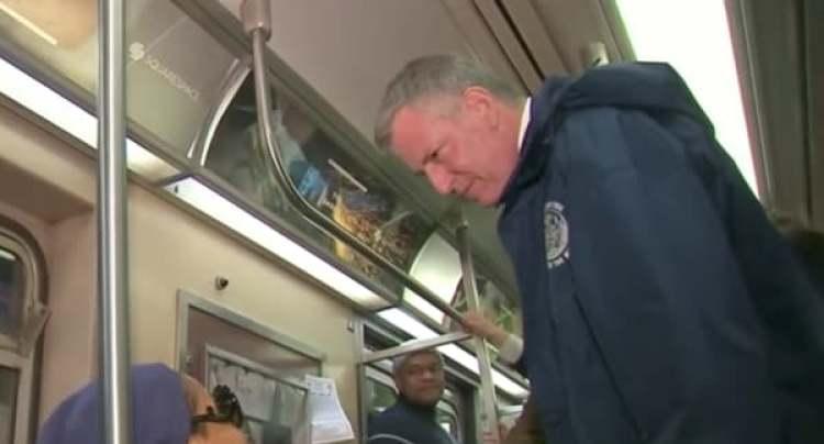 Alcalde de NYC, Bill de Blasio