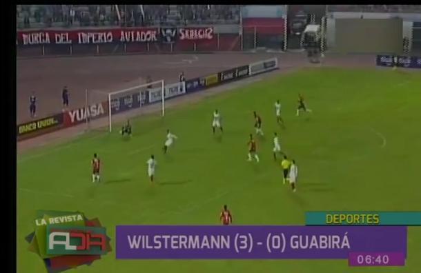 Wilstermann aplastó al Guabirá