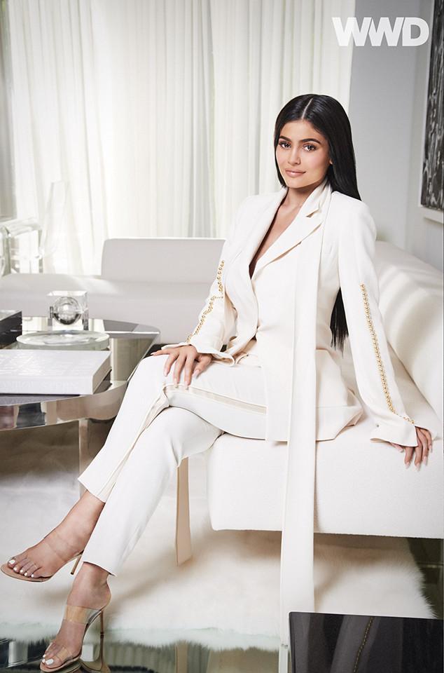 Kylie Jenner, WWD