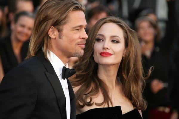 Angelina Jolie habr?a parado divorcio tras rehabilitaci?n de Brad Pitt — VENEZUELA
