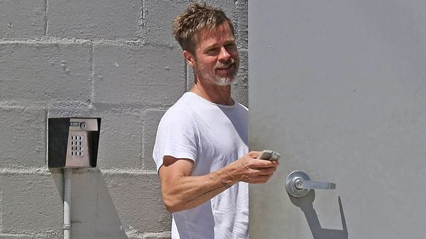 ¿Angelina Jolie reconsidera divorciarse de Brad Pitt?