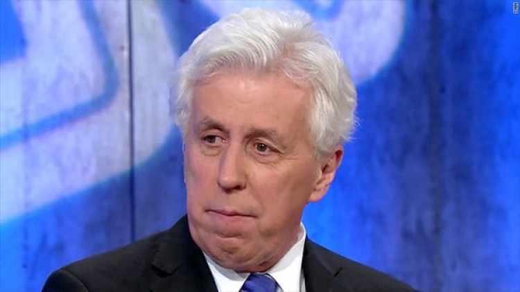 """""""Los saludosnazis son indefendibles"""", comunicóCNN. """"Jeffrey Lord ya no está en la red"""" (Foto: CNN)"""