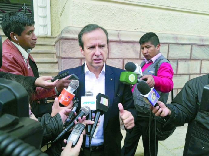 ACUSADO. Jorge Quiroga Ramírez.