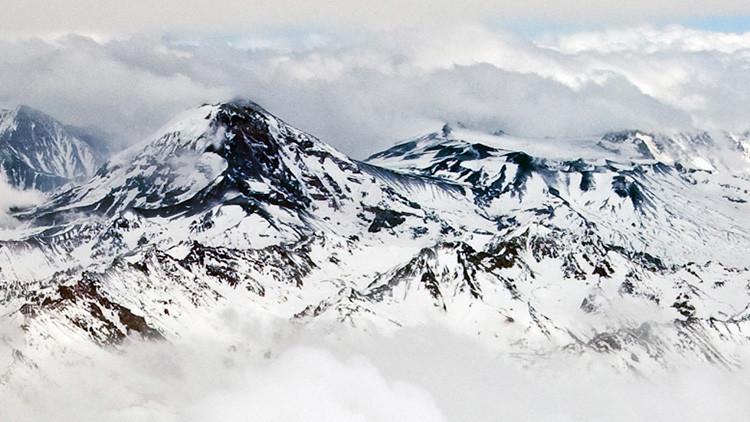 Disparo sísmico: Volcán cerca de Santiago lleva 40 temblores en una hora