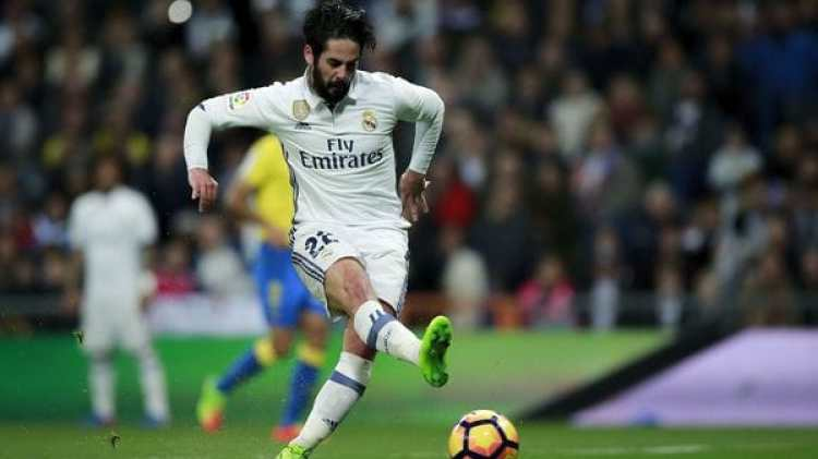 Isco terminó emigrando al Real Madrid (Getty)